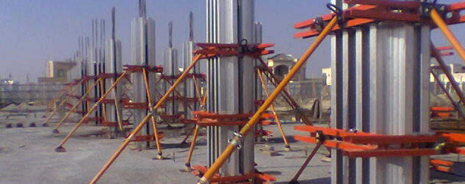 Column formwork | Ready for action